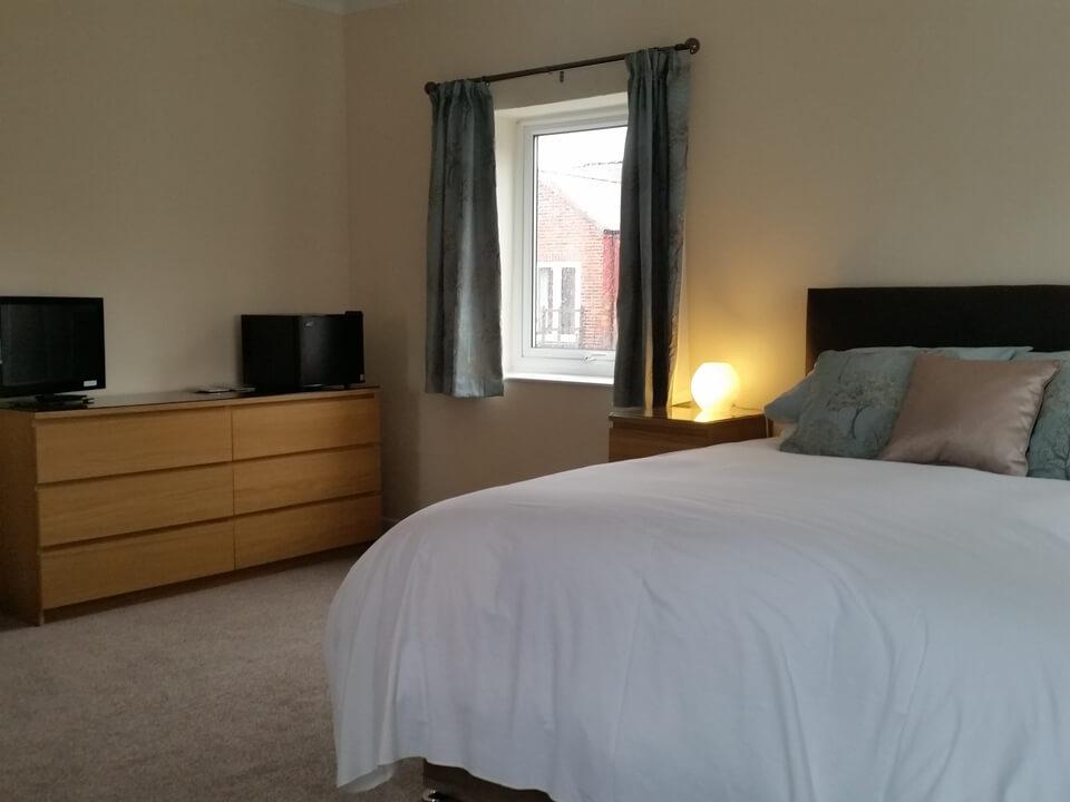 Summerfield Guest House Bridlington Spacious Double Room Ensuite